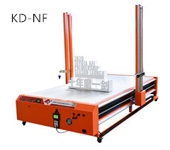 NF Series 5 Axis CNC-Hot Wire Machine