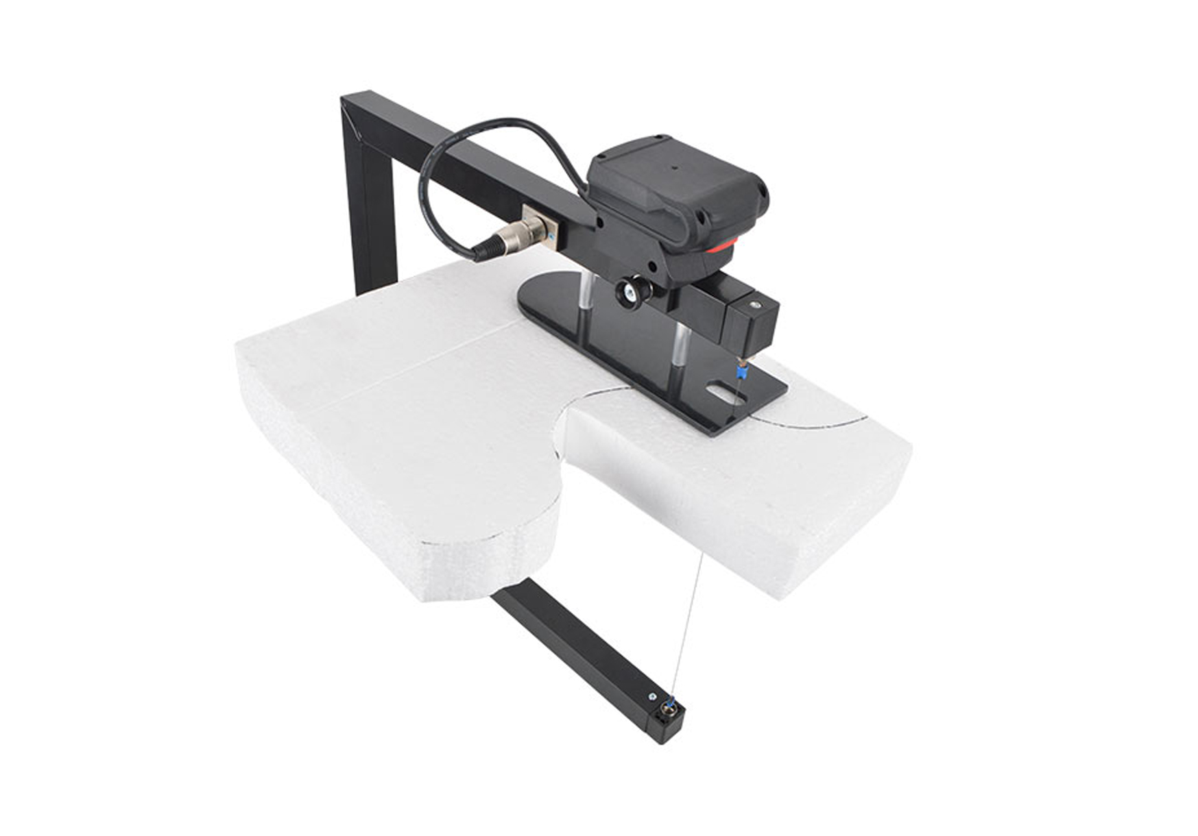 KD-115040 Cordless Hot Wire Bow EPS Foam Cutter Bow