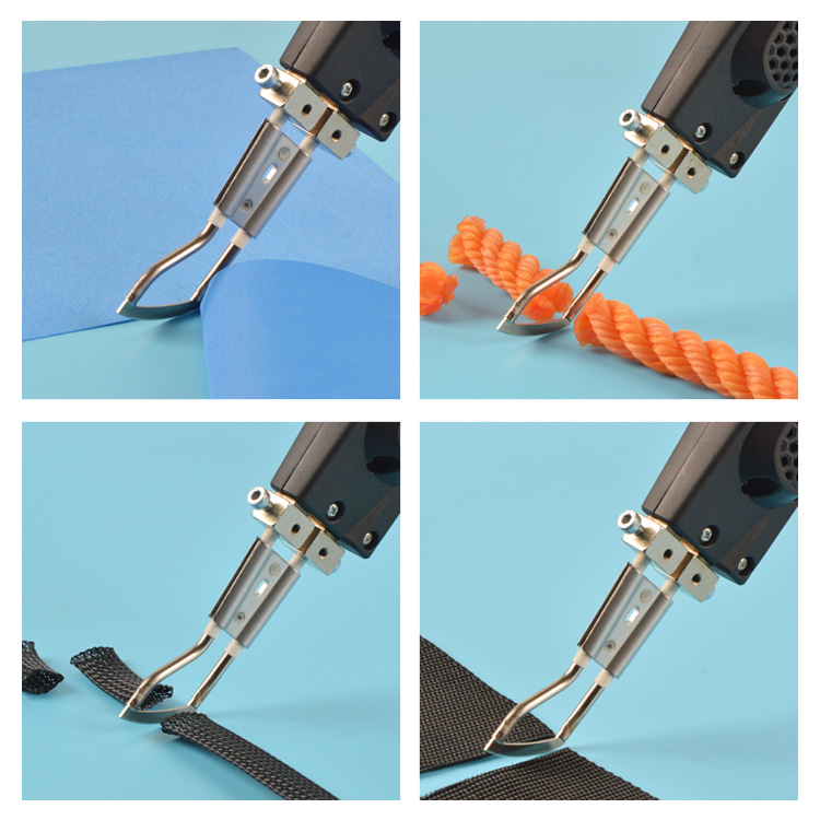 Air-cooling Hot Knife Rope Cutter